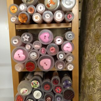 Buttons and Embellishments